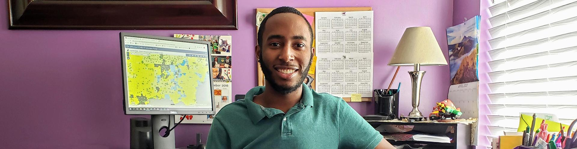 Honors Student Dedicated to Helping Others Earns Scholarship