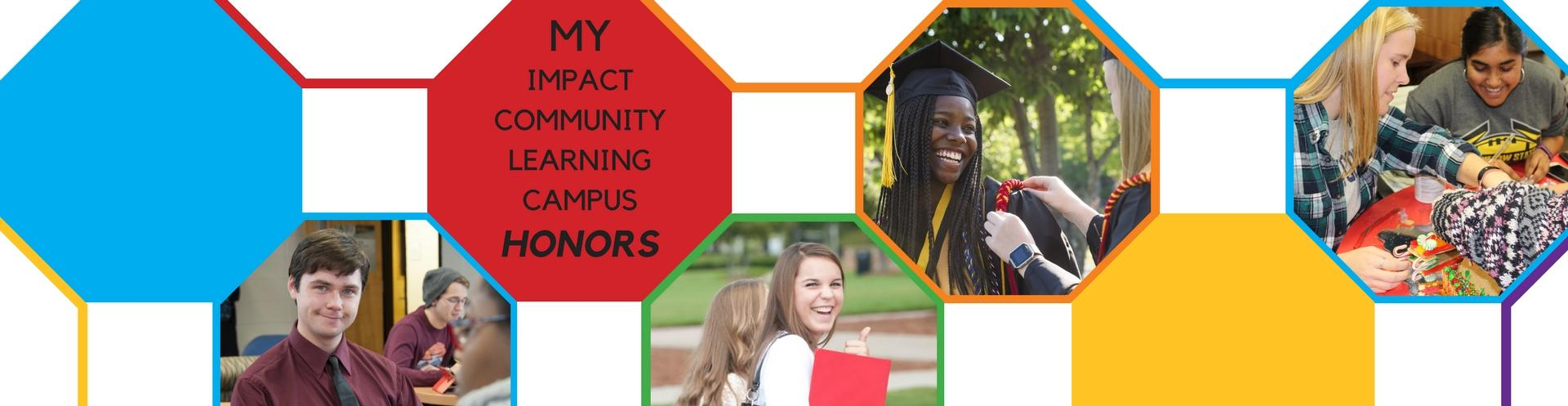Customize your degree with the University Honors Program!